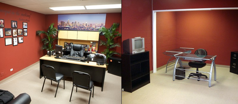 Affordable Furnished and Unfurnished Offices